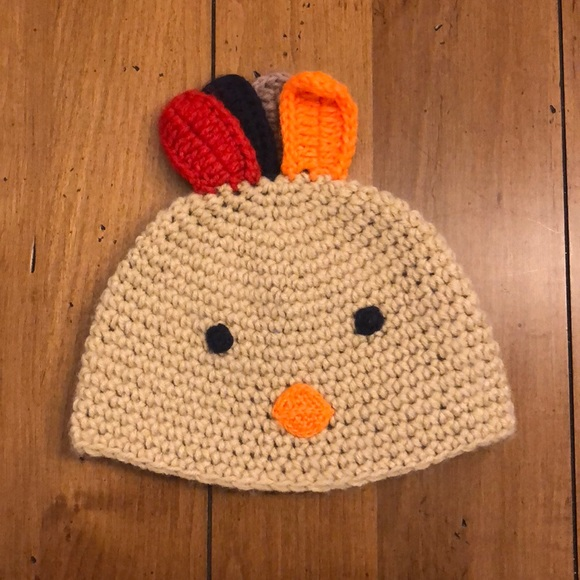 Carter s Other - Thanksgiving Turkey Hat for Baby f3900c5b9fe